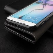 Samsung Galaxy S7 Luxury Folio Case Cover Stand